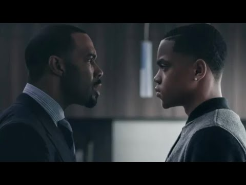 Power Season 5 When Ghost Finds Out The Truth From Tariq!!!!