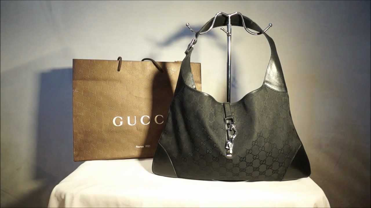 063d4102d457 TOM FORD GUCCI LARGE JACKIE BAG - YouTube