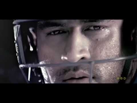 Dhoni with 7th day dialogue
