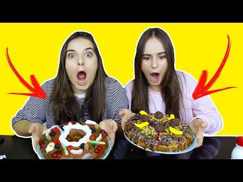 DESAFIO DO BOLO! CAKE CHALLENGE!