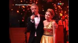 "Big Band: Candelaria Buasso canta ""All you need is love"" - Elegidos"