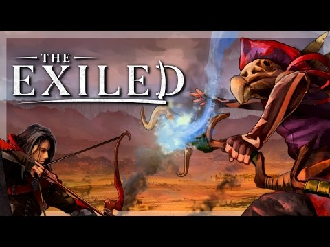 The Exiled | Full Loot Open World PVP! | First Impressions (Das Tal)