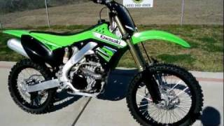 Overview and Review: 2012 Kawasaki KX250F With Fuel Injection