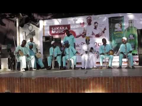 The Sakara Music Fiesta 2017 with LeftyJamiu Balogun