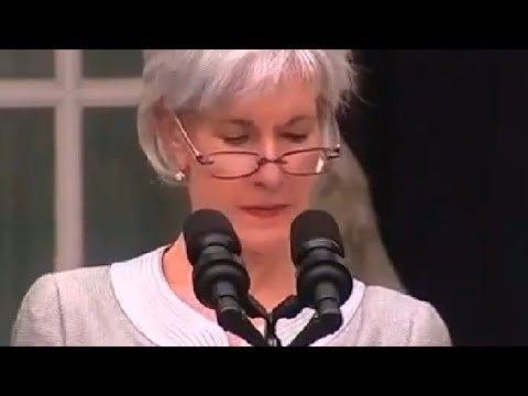 Kathleen Sebelius Performs One Final Act Of Incompetence