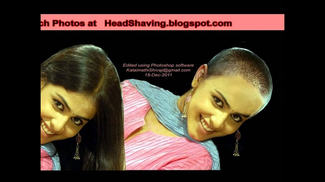 top 10 shaved head bollywood actresses - youtube