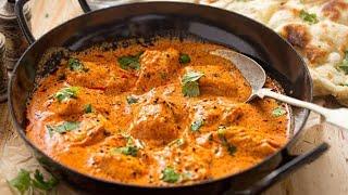 Ghar par Butter Chicken banane ki perfect recipe/Butter Chicken