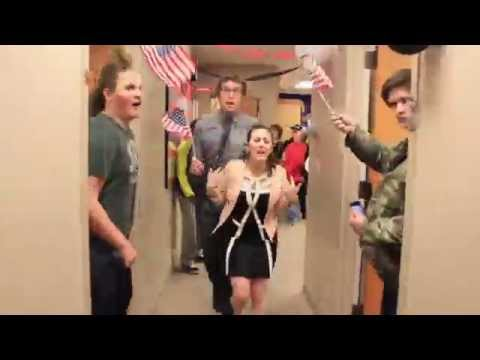Moscow High School Lip Dub 2015