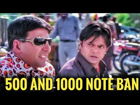 500 and 1000 Note Ban Funny  Marwadi Comedy | Demonetization Desi Marwadi Dubbed Comedy | New Video