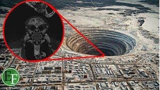 عندما حفر الروس أعمق حفرة في العالم،  اكتشفوا 3 اشياء اخرها كان ...