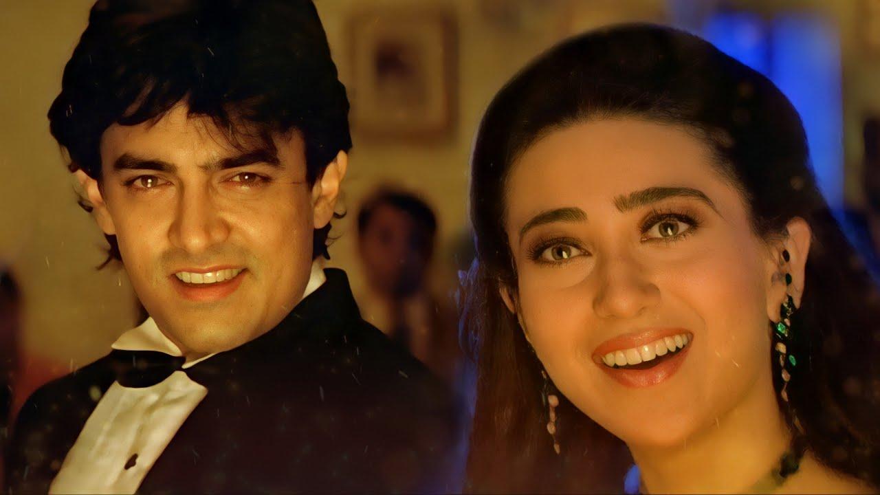 Download Tere Ishq Mein Naachenge | Raja Hindustani | Aamir Khan | Karisma Kapoor | Kumar Sanu |Sad Love Song