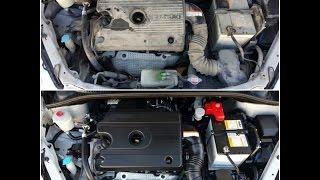 Suzuki SX4 Engine bay wash
