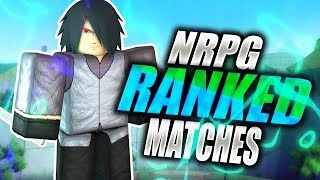 The Worst PVP Player Plays RANKED MATCHES! | Naruto RPG Beyond | Roblox | iBeMaine