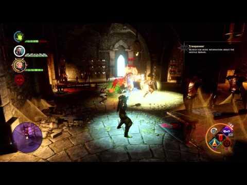 Dragon Age™: Inquisition Elven Ruins - puzzle (The Trespasser)