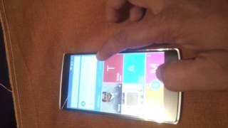 OnePlus-One-A0001-Auto-Screen-Touches-Error