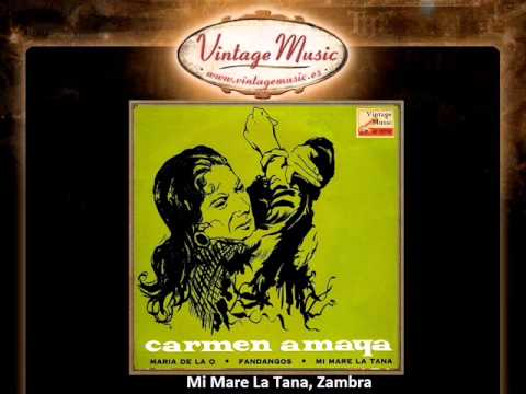 Carmen Amaya -- Mi Mare La Tana, Zambra (VintageMusic.es)