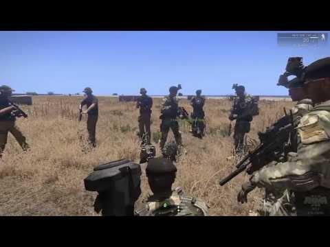 Arma 3 Beta - Special Forces Training (Tier1Ops.eu)
