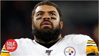 Cameron Heyward is pleased with how the Steelers handled the Browns rematch | Golic and Wingo