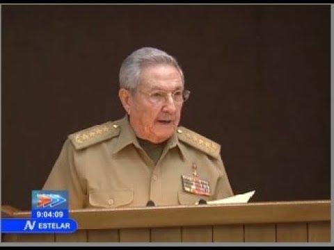 Discurso de Raúl Castro en la clausura de la Asamblea Nacional del Poder Popular