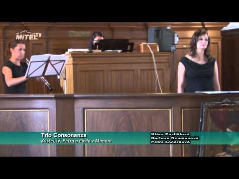 Kostel sv  Petra a Pavla hostil trio Consonanza