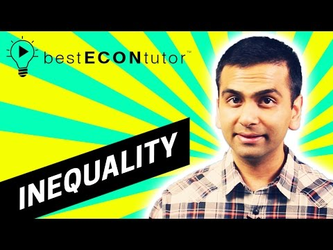 BEST Econ Tutor - Inequality: Lorenz Curve and Gini Coefficient (Ch 18)