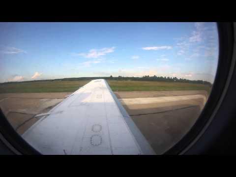Yak 40 Landing