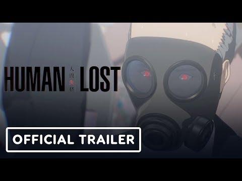 Human Lost Anime Film's English Dub Trailer Streamed