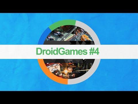 Игры на Android #4 [драматичная стрельба по зомби-копам]
