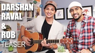 Mad Stuff With Rob - Darshan Raval | Where Music meets Art