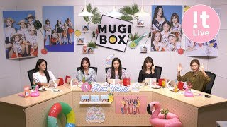 "!t Live(잇라이브) : The 8th MUGI-BOX(뮤기박스) ""Red Velvet(레드벨벳)"" (Full Ver.) - Stafaband"