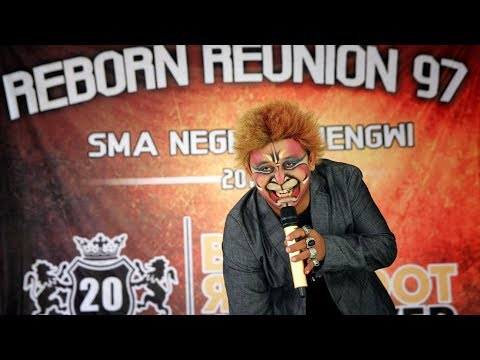 SENGAP (stand up comedy bali)