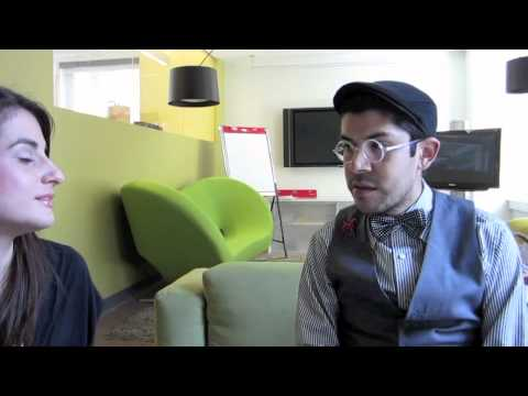Chic Galleria's Interview with Mondo Guerra from Project Runway