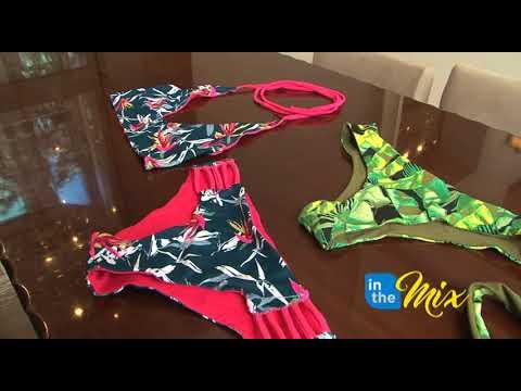 Halia and Jade - fashionable swimwear made on Guam