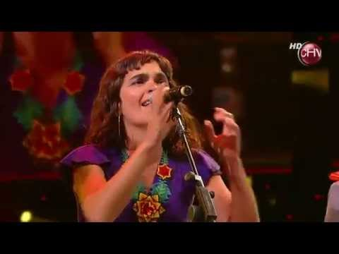 INTI ILLIMANI & CAMILA MORENO & CALLE 13  - Latinoamerica - (Viña del Mar 2011)
