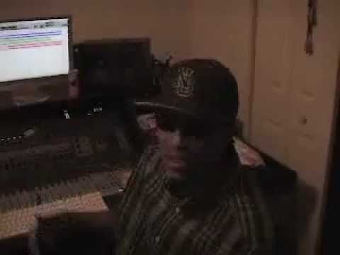C-MURDER 2009 live in the studio on ya heard me vol 3