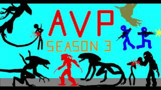 Pivot Aliens vs Predator Season 3 Part 1