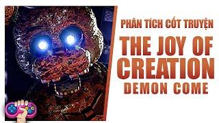 Phân tích cốt truyện: JOY OF CREATION | Story Explained | PTG