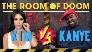 Baixar How well do you know Kim Kardashian and Kanye West? | The Room of Doom