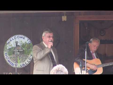 """GOOD SHEPHERD QUARTET, """"I NEED MY SAVIOR ALL THE TIME""""  LAST SINGING AT HOMINY VALLEY"""