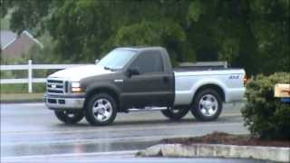 F-250 Regular Cab Short Bed - First Test Drive