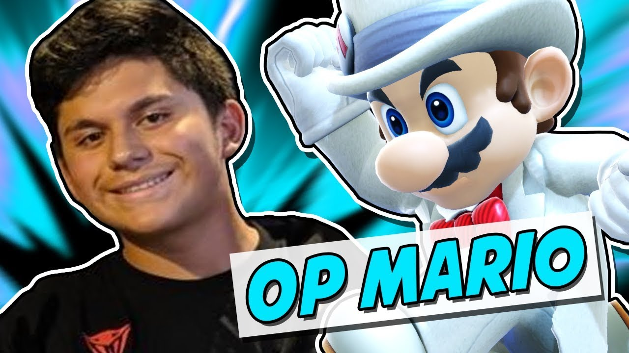15-Year-Old Destroys Best Smash Bros Player In The World thumbnail