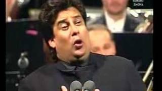 Marcelo Alvarez sings Donna non vidi mai