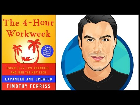 10 Best Ideas | The 4-Hour Work Week | Tim Ferriss | Summary