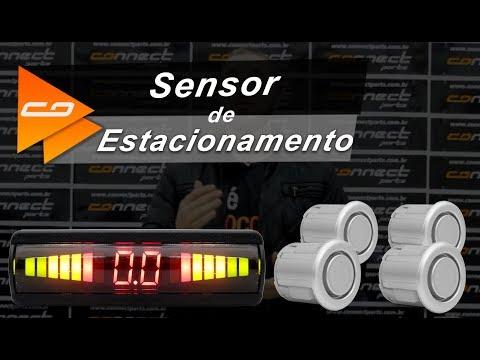 Sensor de estacionamento Wireless - TechOne | ConnectParts