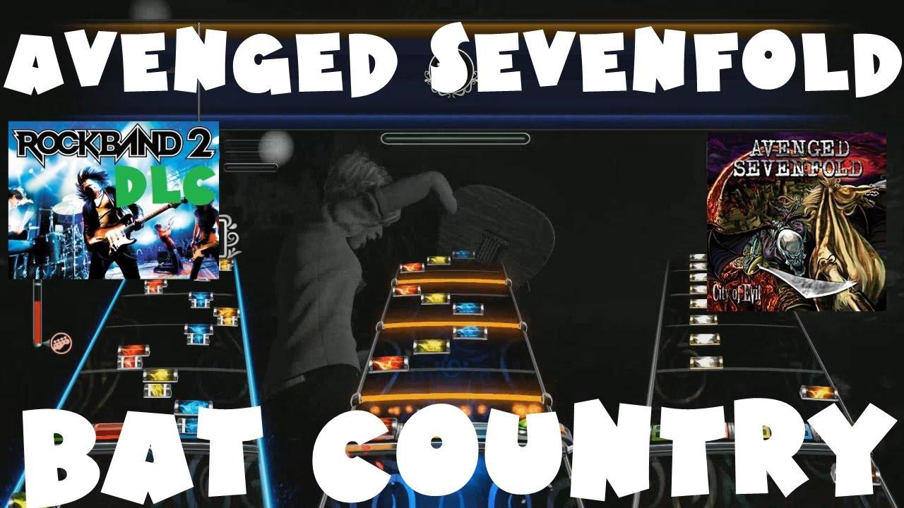 avenged sevenfold bat country rock band 2 dlc expert full band september 1st 2009 youtube. Black Bedroom Furniture Sets. Home Design Ideas