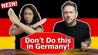 16 Things NOT to Do in GERMANY!