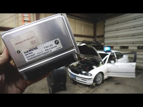 Tuning A Completely Stock ECU! *for Free*