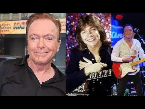 USUK News David Cassidy has died aged 67 from organ failure HD