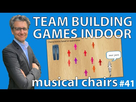 Team building Games indoor - Musical Chairs #41