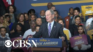 How Michael Bloomberg laid the groundwork for his 2020 campaign